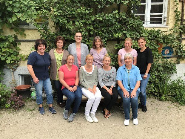 Pädagogisches Team 2018